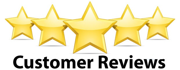 customer reviews five stars