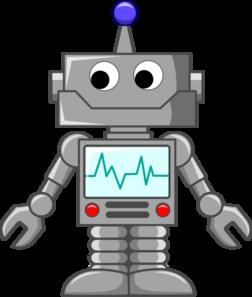 cartoon-robot